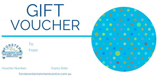 Forster Entertainment Centre Gift Voucher